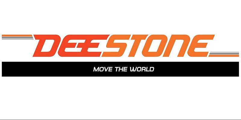 logo hãng lốp xe nâng Deestone thái lan